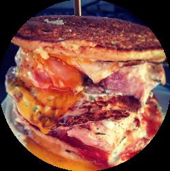 Burger dukan maisonrond
